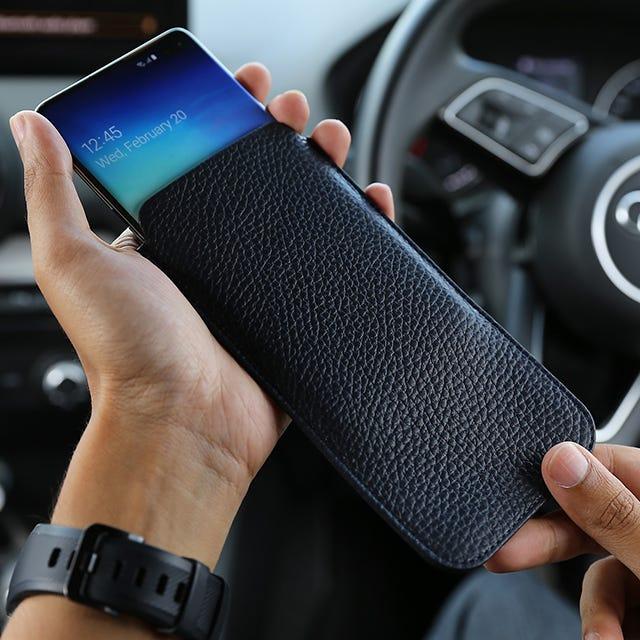 Funda clásica para el Samsung Galaxy S10 Plus
