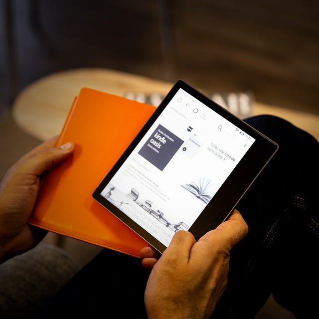Funda para Kindle Oasis 2019
